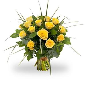 Boeket Rosa Yellow