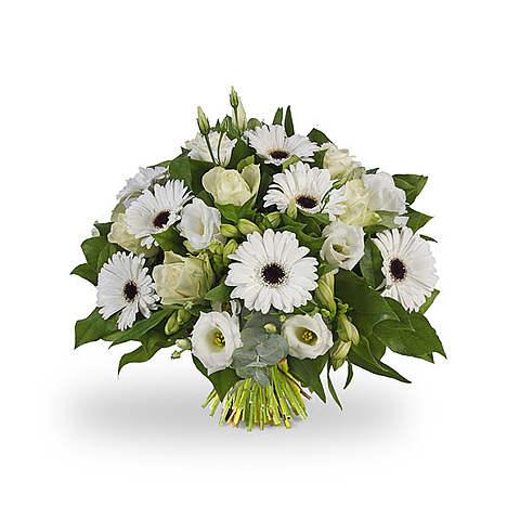 Green florist boeket Moone standaard