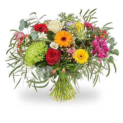 Green florist boeket Liza groot