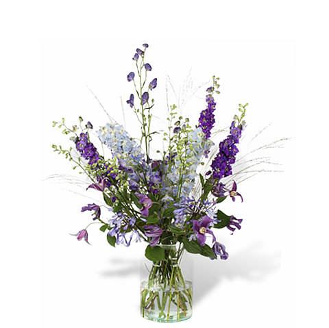 Bouquet Aletta standard with vase