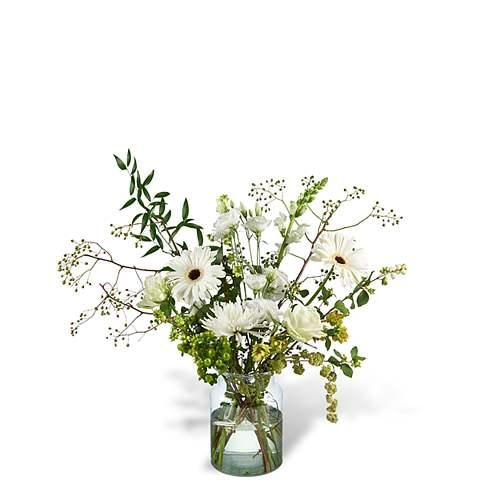 Green florist boeket Storm standaard