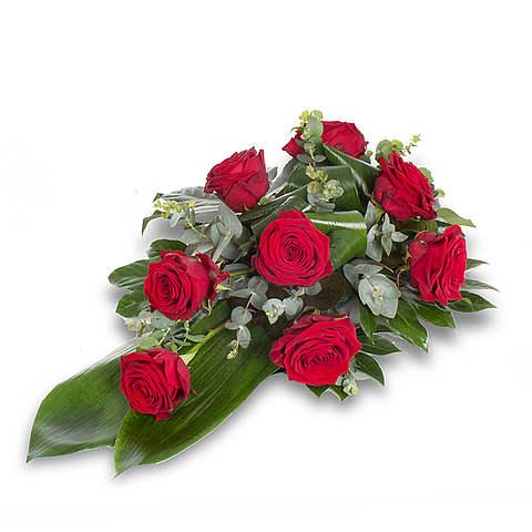 Red Rose standard