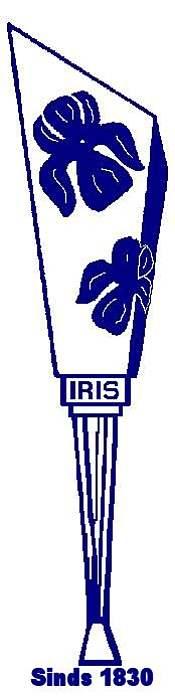 Logo Bloemsierkunst Iris B.V.