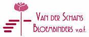 Logo Van der Schans Bloembinders