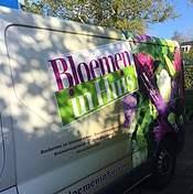 Logo Bloemen in Huis
