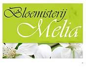 Logo Bloemisterij Melia