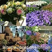 Logo Bloemenboetiek Hofman