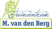 Logo Tuincentrum M. v.d. Berg B.V.