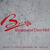 Logo Bloemerie Den Hof