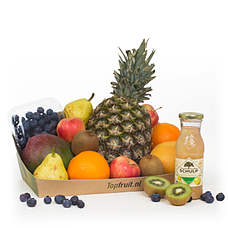 Fruitmand organic-standard
