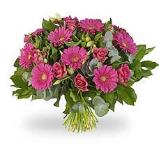 Green florist boeket Skye