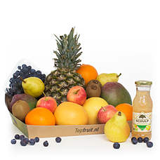 Fruitmand organic big