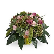 Hortensis hydrangea bouquet