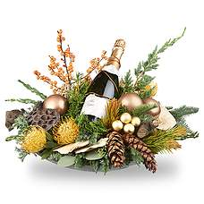 Kerststuk Celebration