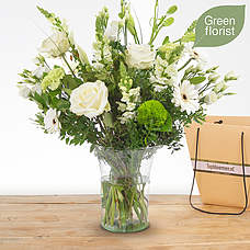 Green florist boeket Lisa