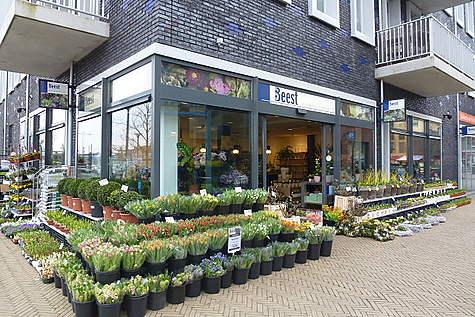 Winkelpand Van Beest Bloemen en Planten Zeist