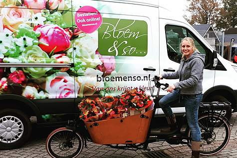 Winkelpand Bloem&So