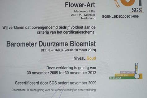 Detailfoto 3 Flower-art
