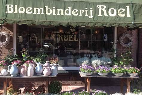 Winkelpand Bloembinderij Roel