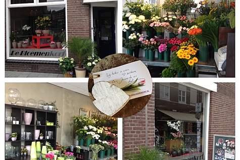 Winkelpand De Bloemenkorf