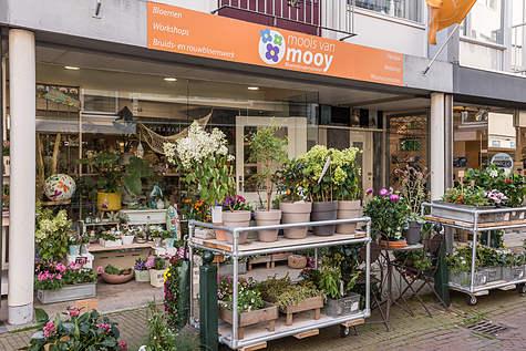 Winkelpand Moois van Mooy Bloembindersatelier