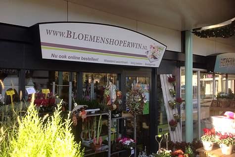 Winkelpand Bloemenshop Erwin