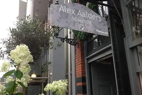 Winkelpand Alex Aalders Bloemist