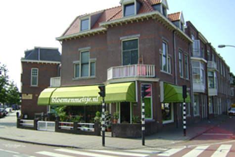 Winkelpand Bloemenmeisje.nl