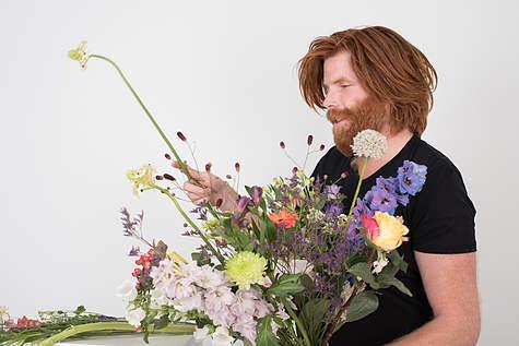 Winkelpand Intens Bloemen