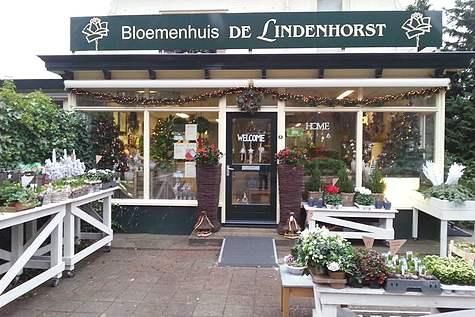 Winkelpand Bloemenhuis De Lindenhorst