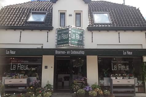 Winkelpand Bloemen-en Cadeaushop La Fleur