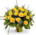 Bouquet Rosa Yellow XL