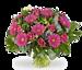 Green florist boeket Skye Groot