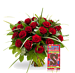 Red roses XL met Tony S
