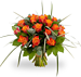 Bouquet Rosa Orange large