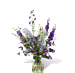 Bouquet Aletta standard with vase