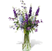 Bouquet Aletta XL with vase