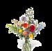 Green florist boeket Flora groot