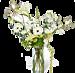 Green florist boeket Storm XL