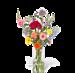 Green florist boeket Flora XL