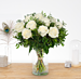 Bouquet Romy white small