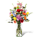 Bouquet Yasmine XL with vase