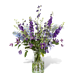 Bouquet Aletta large with vase