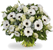 Green florist boeket Moone XL