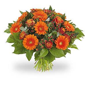 Boeket FFP Oranje