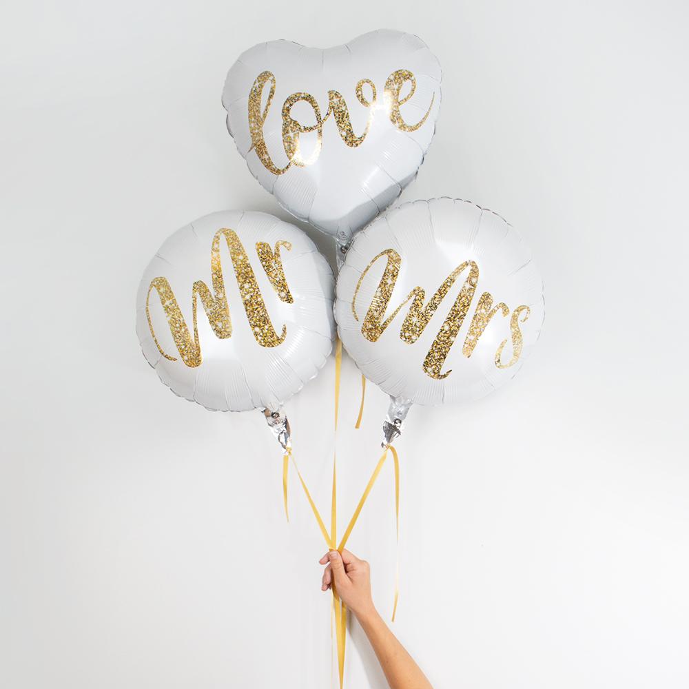 Huwelijks ballon